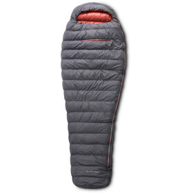 Yeti Shadow 500 Sleeping Bag XL ash coal/garnet